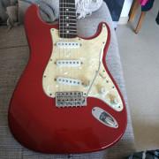 Fender Stratocaster Deluxe series