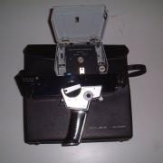 Video cámara 8mm Bolex Paillard 155 Super.