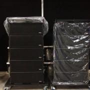 ocasion line array nuevo y usado  por liquidacion garantizados