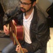 Musico guitarrista Bossa Nova e MPB