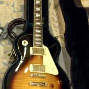Guitarra Eléctrica Tokai ALS 50 BS