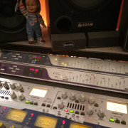 Sistema Protools Hd3 32 in/out