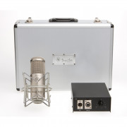 CM47 Micrófono de condensador a válvulas (clon U47) de Advanced Audio