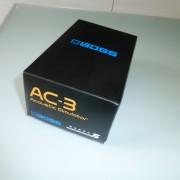 Simulador de Acustica BOSS AC-3 (INCLUYO FUENTE DE ALIMENTACION Y PILA) <<REBAJADO>>
