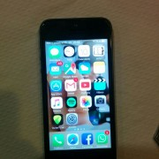 iPhone 5 32Gb Libre Gris Espacial