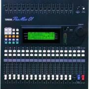 Yamaha 01 promix recién puesta a punto
