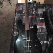 Vendo Fretless Fender Special Jazz Bass (1984-1987) MUY COLECIONABLE