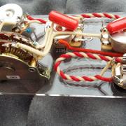 """Electrónica Completa para Stratocaster HSS de la """"920D Custom Signature"""""""