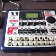 SP 505 Groove Sampling Workstation