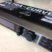 Behringer Ultracurve Pro Deq2496 + micrófono ECM8000