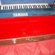 Sintetizador Yamaha CS1X: 170€ +fligh case: 35€ + Adapt: 15€