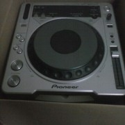 Reproductor CD MP3 Pioneer CDJ 800 Mk2