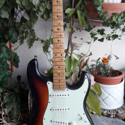 Nash Stratocaster S-63!!!