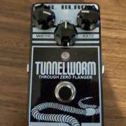 MR Black TunnelWorm - Through-Zero Flanger
