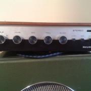Amplificador Philips años 60/70