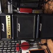 Marshall JCM900 Hi Gain Master Volume Model 2101 (100/50W) MKIII