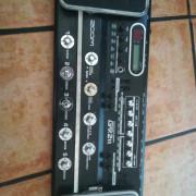Vendo o cambio pedalera Zoom G9. 2tt