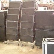 LINE ARRAY COMPLETO