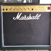 "MARSHALL 5010 MASTER LEAD COMBO 30W 12"" made in UK de los 80"