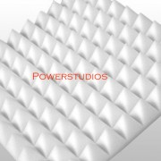 Oferta panel acústico blanco alta calidad, 24 unidades 49x49x6 cm