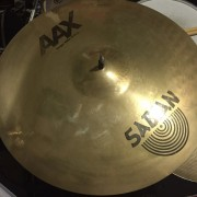 "Sabian AAX Stage 20"" Ride"