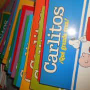 comics carlitos y snoopy