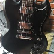 Gibson SG  muy mejorada