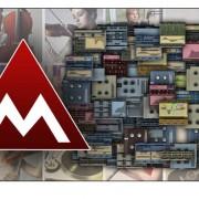 Melda MXXX Modular Efectos Multibanda + Sintetizador