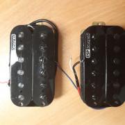 Set de pastillas humbucker para guitarra eléctrica