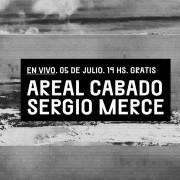 Merce+Areal Cabado en el CASo, hoy