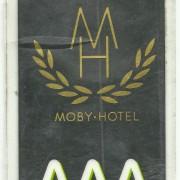 Pase de concierto de Moby, para enmarcar en tu estudio!