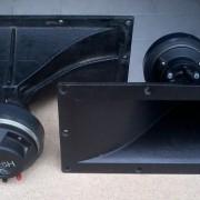 Motor de agudo JBL