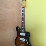 FENDER 66 CLASSIC JAZZMASTER LIMITED EDITION MADE IN JAPAN