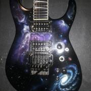 JACKSON SOLOIST SL2H USA Select Series Nebula (año 2005)