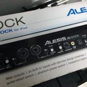 Alesis iO Dock Ipad