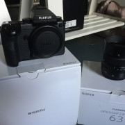 Fujifilm GFX 50S + Fuji 63mm 2.8