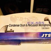 Micrófono JTS CX-505