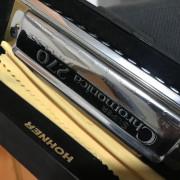 Armónica Hohner Super Chromonica 270 Deluxe