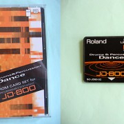 "Roland SL-JD80-02 ""Drums & Percussion Dance"""