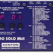 Kenton Pro solo MK2 Midi/cv