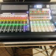 Mesa de mezclas Soundcraft SI1