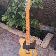 Fender Telecaster Micawber (luthier)