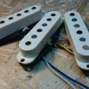 Pastillas Stratocaster Hand Scatter Wound