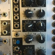 Circuit Abbey Unify. Mixer Eurorack