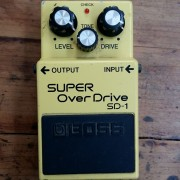 Boss SuperOverdrive SD-1
