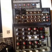 Mesa mezclas Behringer Xenyx 1002FX (RESERVADA)