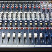 Soundcraft efx 12 impecable