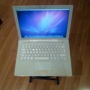 """Macbook Core Duo 13"""", problema topcase y batería"""