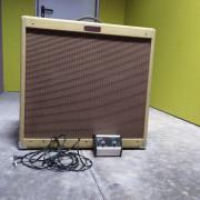 "(O cambio) Fender Blues Deville Original 4x10"" Made un USA 1993"