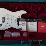 Fender Stratocaster Original 60 olympic white NO CAMBIOS